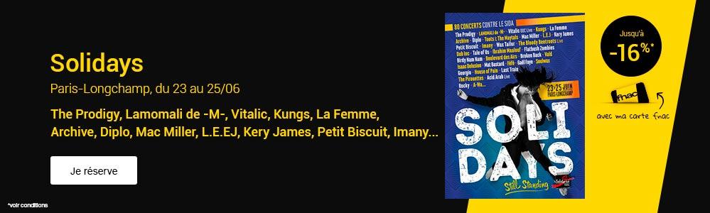 Carte Cadeau Fnac Concert.Adherents Cadeau Place De Concert Billet Spectacle